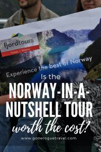 Norway in a nutshell tour cost
