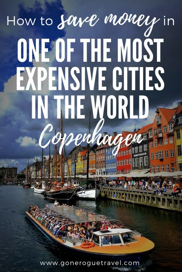 copenhagen canal and how to save money text