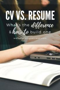 Expat_CV-vs-resume-difference