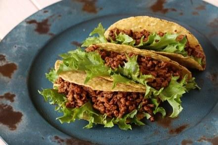 Taco Beef Mexican Food