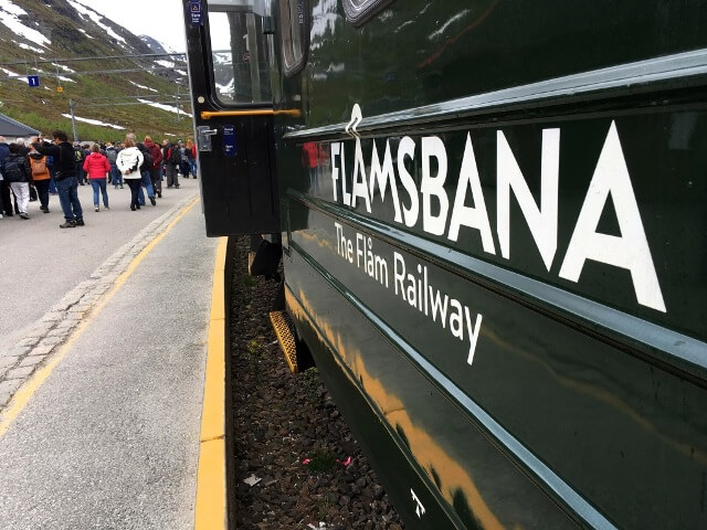 Flam railway for Norway in a nutshell travel