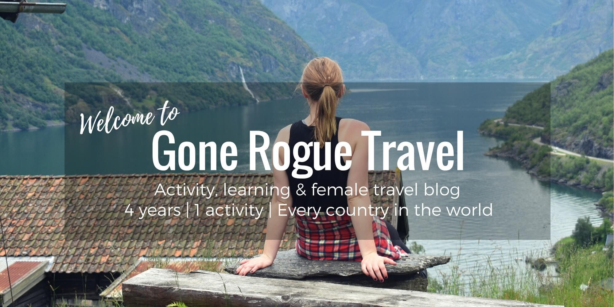 Gone Rogue Travel