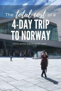 pinterest norway travel expense image
