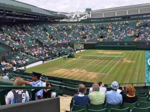 court one at wimbledon championships