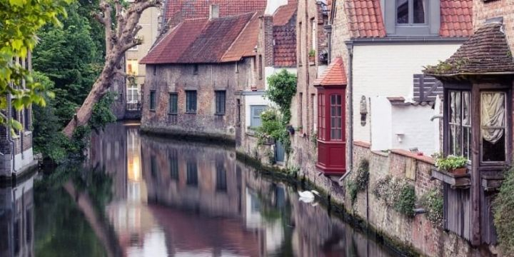 acitivity holidays in Belgium - Bruges