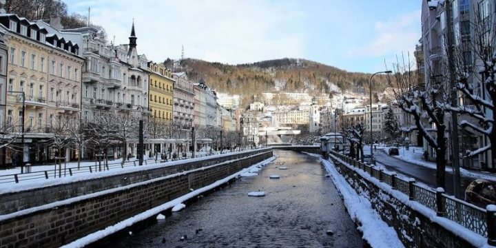 Czech Republic winter activity holidays