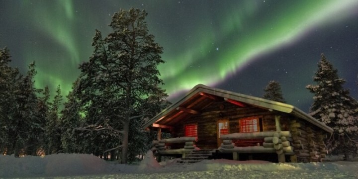 photography holidays in Finland Northern Lights