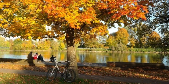 cycling holiday along Danube in Hungary