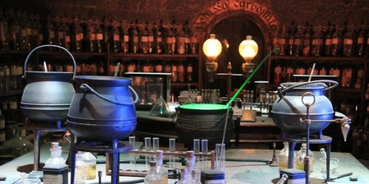 Harry Potter Escape Room in London