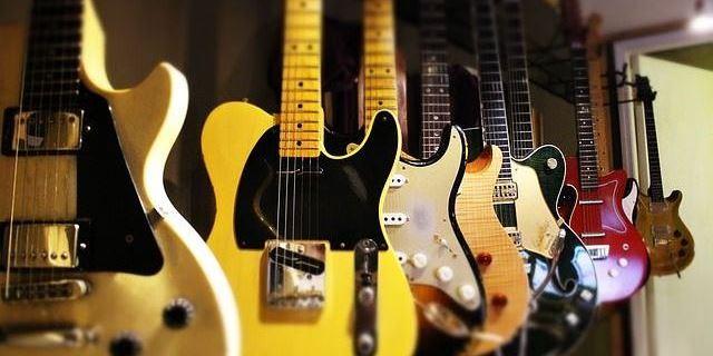 guitar shop in Nashville Tennessee
